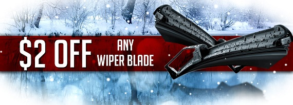 Windshield Wiper Blades Coupon Fairfield CT